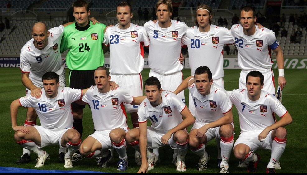 Euro 2008 National Team Czech Republic