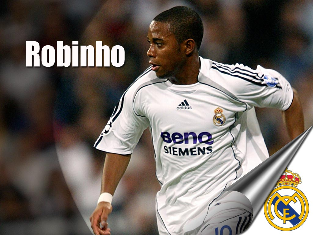 Robinho-wallpapers-real-madrid