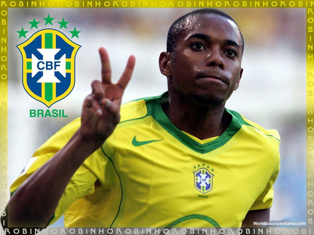 robinho brazil wallpaper