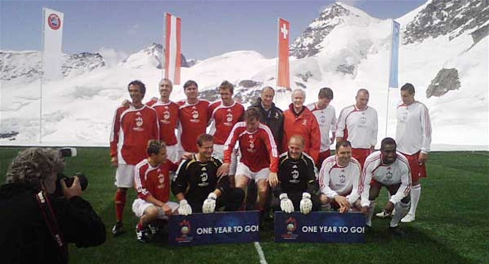 Euro 2008 National Team Switzerland
