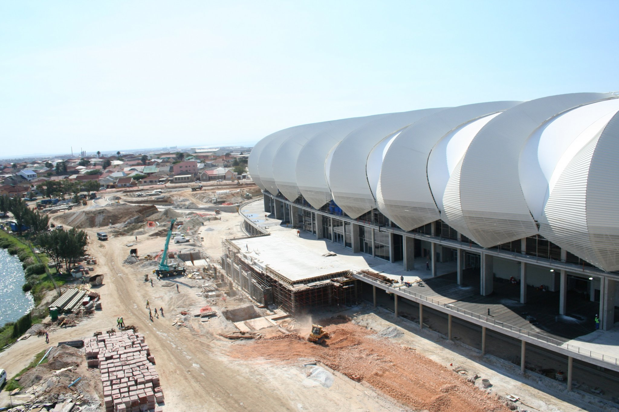 Mandela Bay stadium