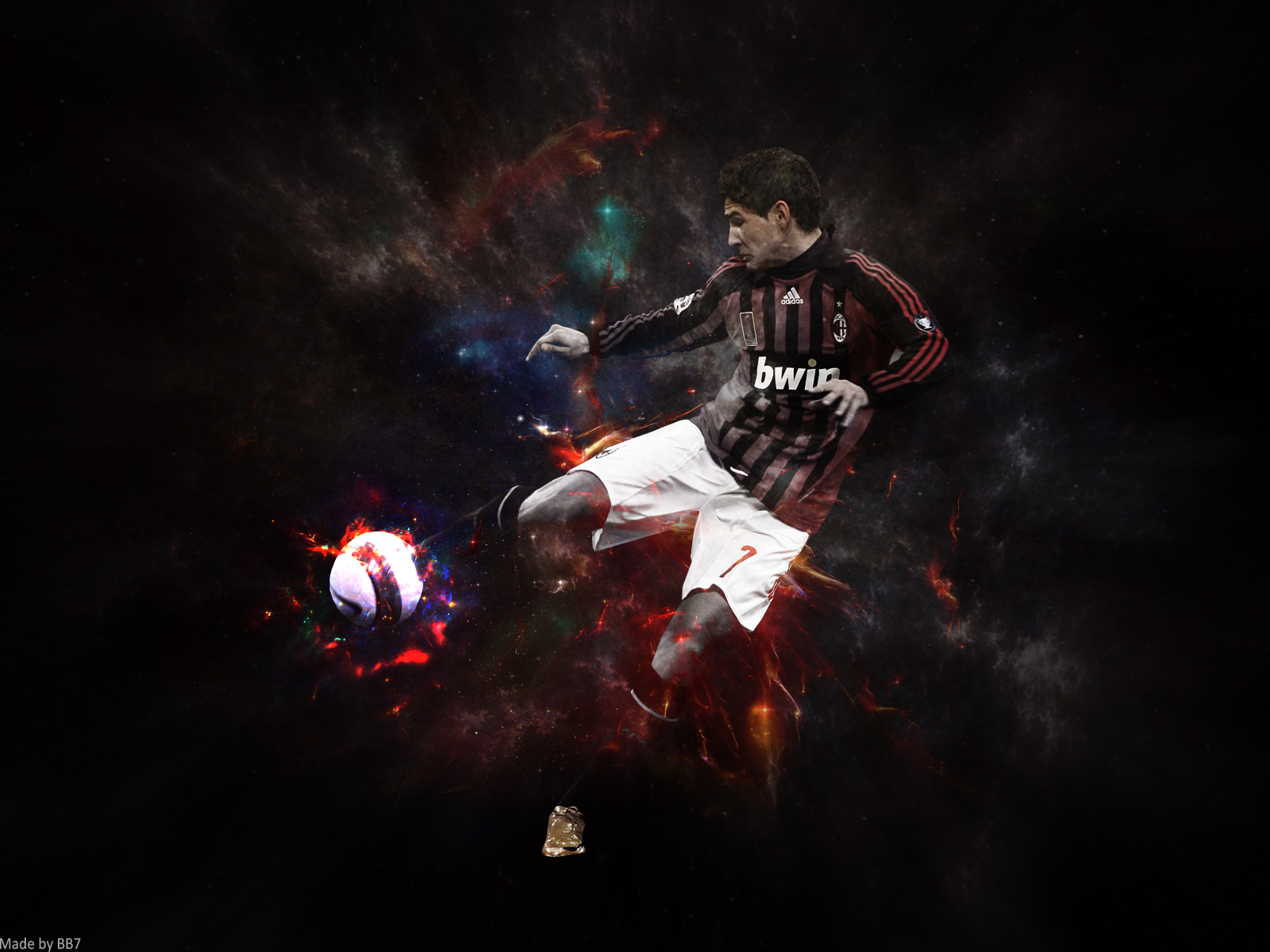 Pato Milan Wallpaper Foto