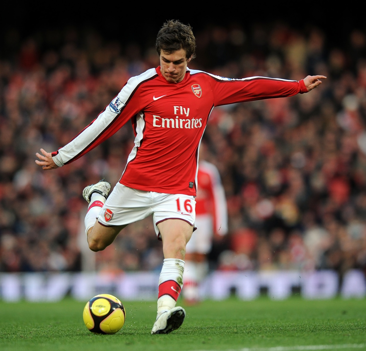 aaron-ramsey-arsenal picture, aaron-ramsey-arsenal photo ...
