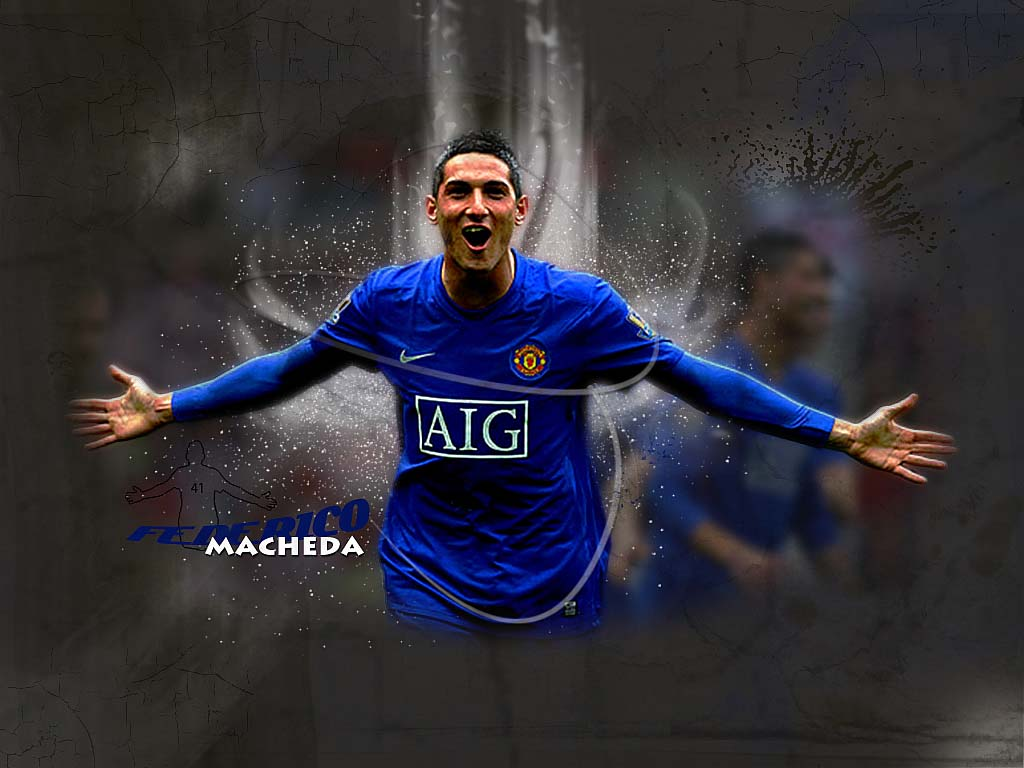 Federico Macheda - Images Colection