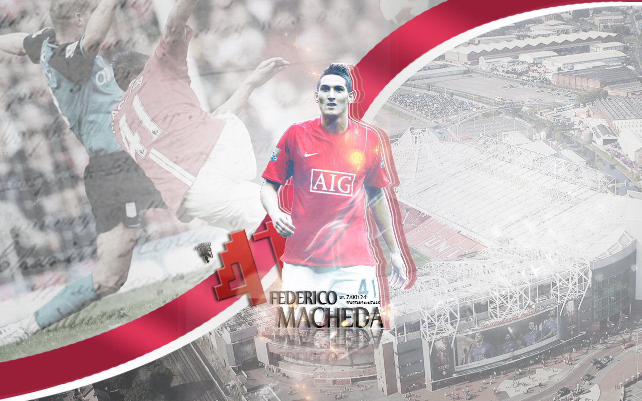 Federico Macheda - Picture Hot