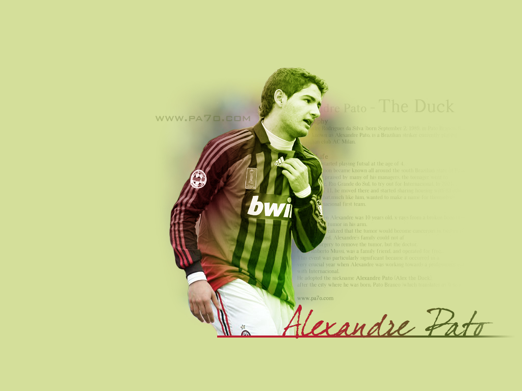 alexandre pato-wallpaper 1024x768