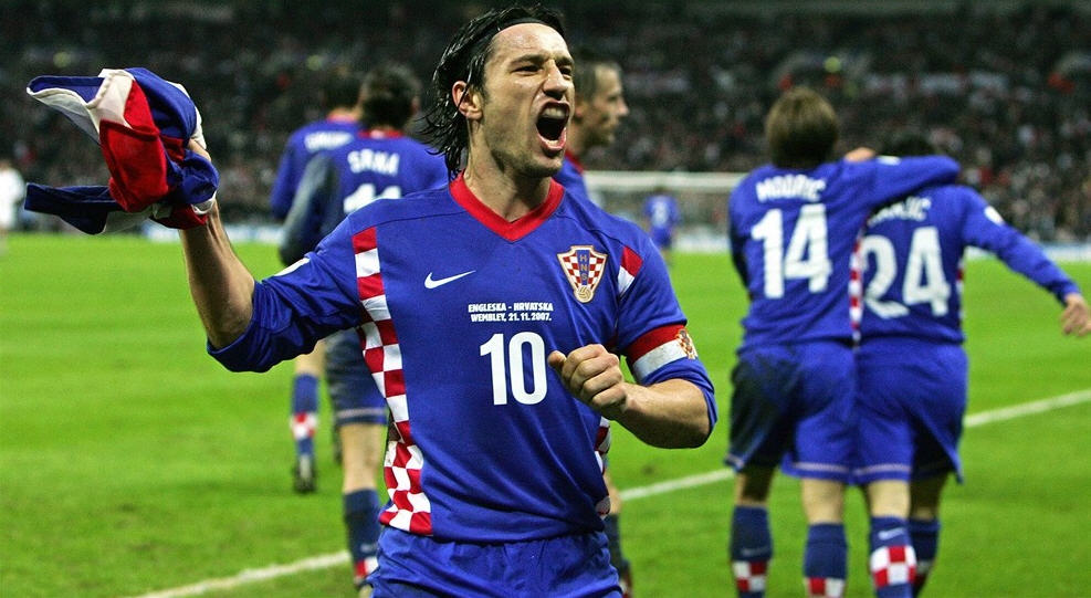 Euro 2008 National Team Croatia