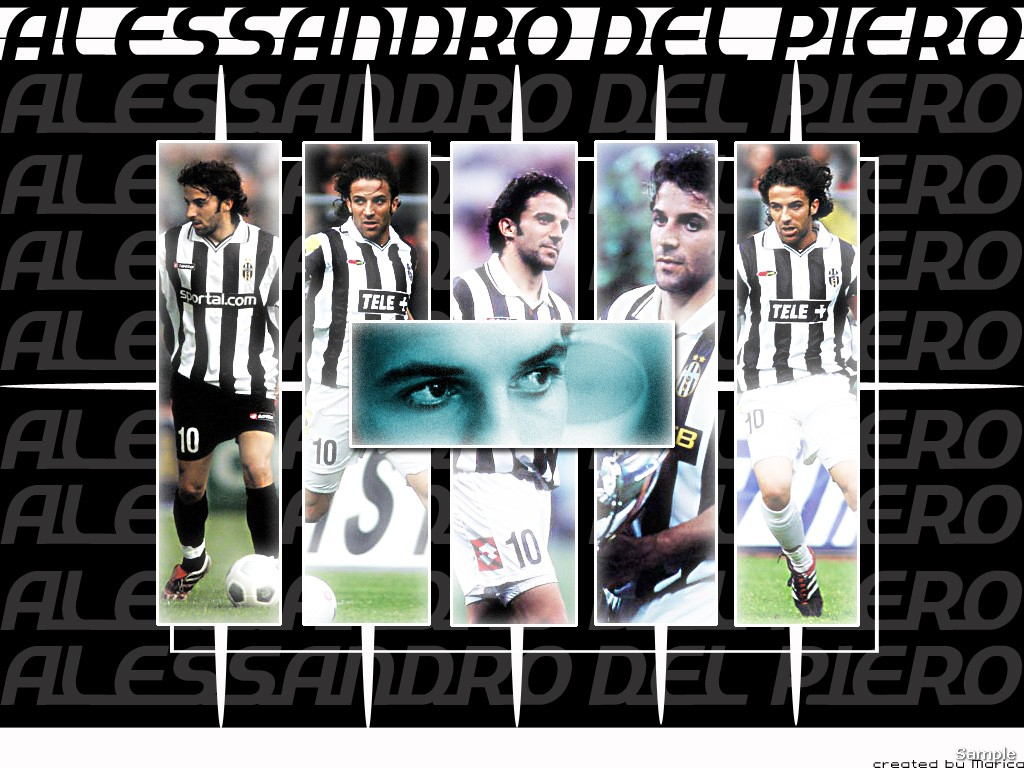 Alessandro Del Piero - Gallery Photo