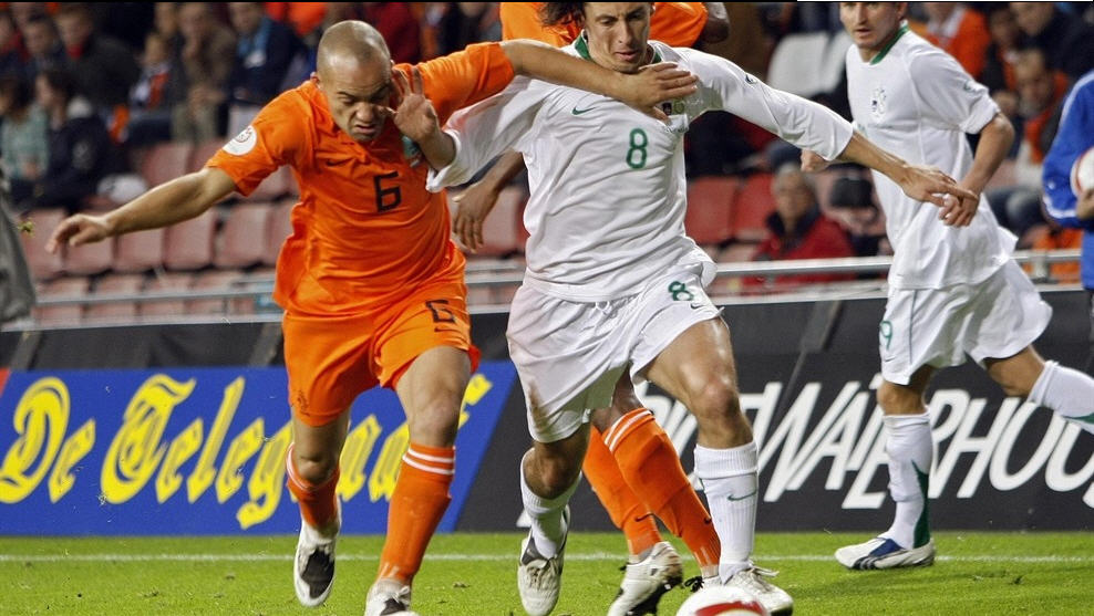 Euro 2008 National Team Netherlands