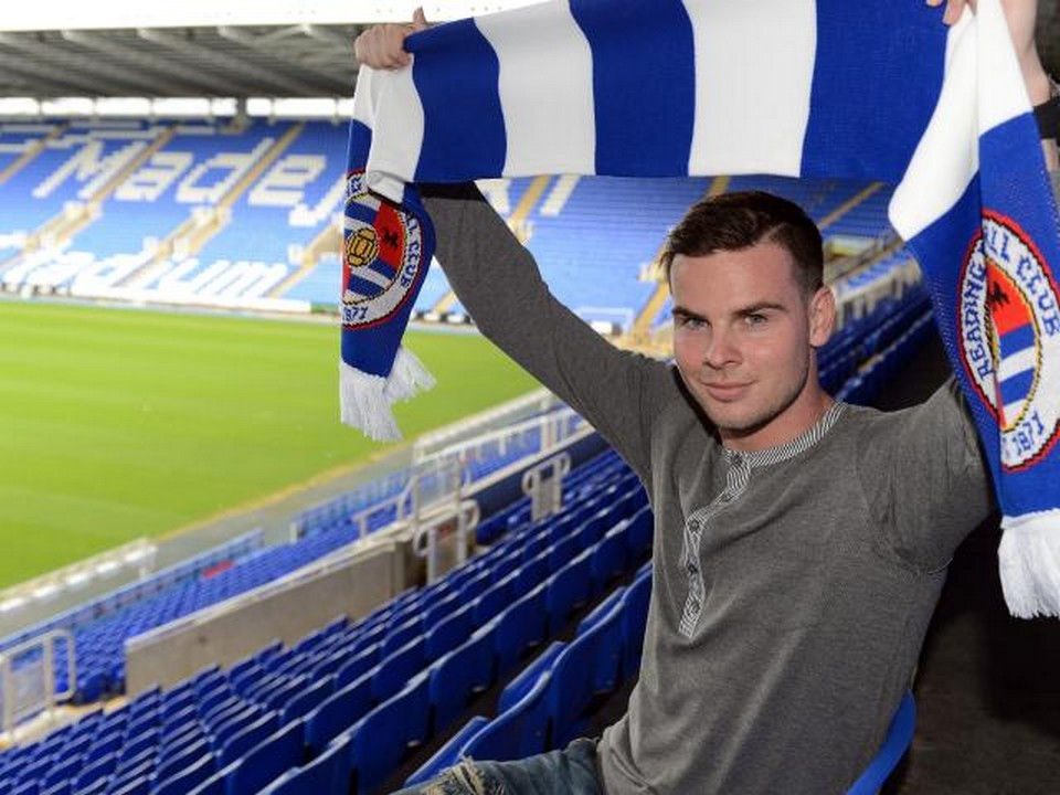 Danny Guthrie Reading from Nottingham Forest