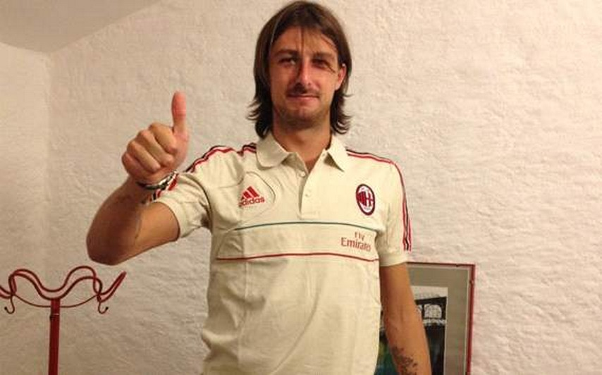 Francesco Acerbi Milan from Genoa