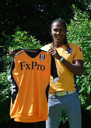 Hugo Rodallega Fulham from Wigan