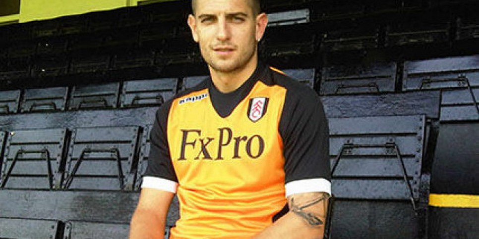 Mladen Petric fulham from Hamburg