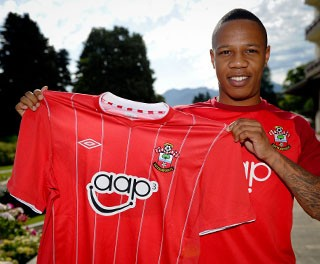 Nathaniel Clyne Southampton from Crystal Palace