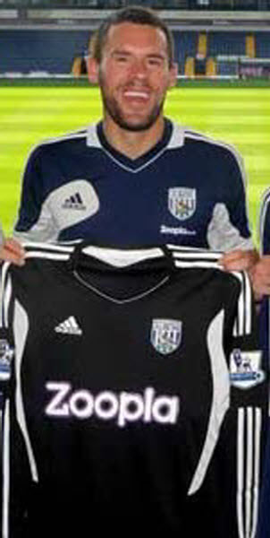 ben foster West Bromwich from Racing Club
