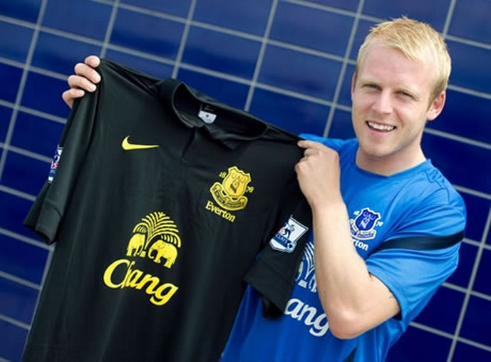 steven-naismith Everton from Rangers