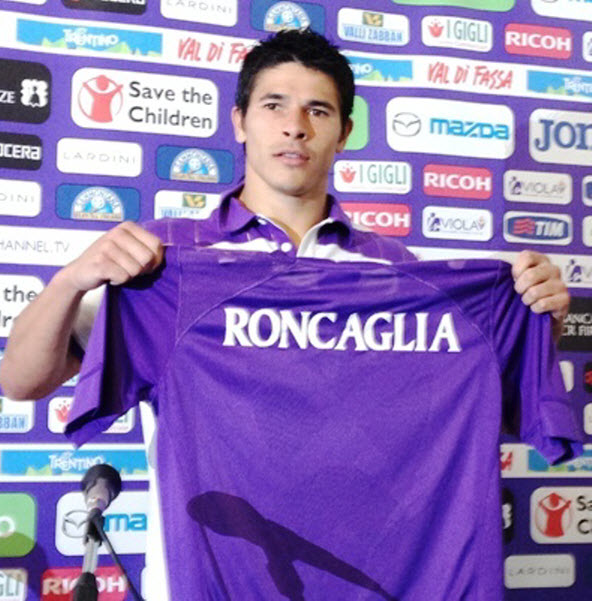 Facundo-Roncaglia Fiorentina from Boca-Juniors
