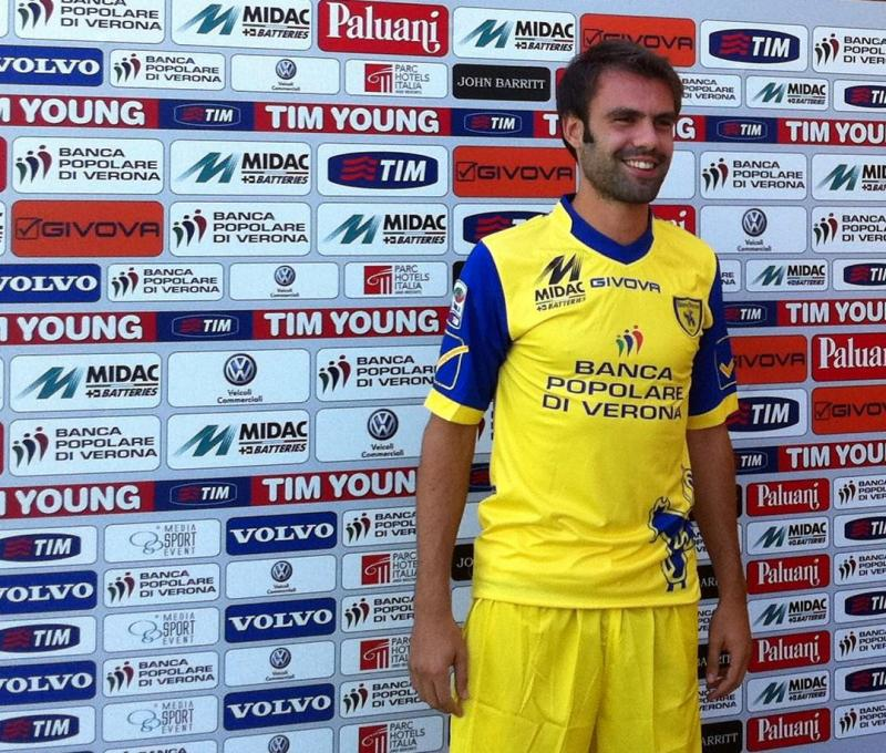 Marco Rigoni Chievo from Novara