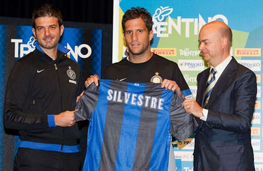 Matias Silvestre Inter Milan from Palermo