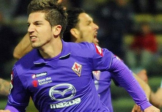 Matija-Nastasic Fiorentina from Manchester City