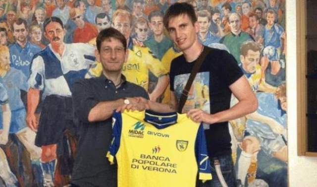 Paul Papp Chievo from Vaslui