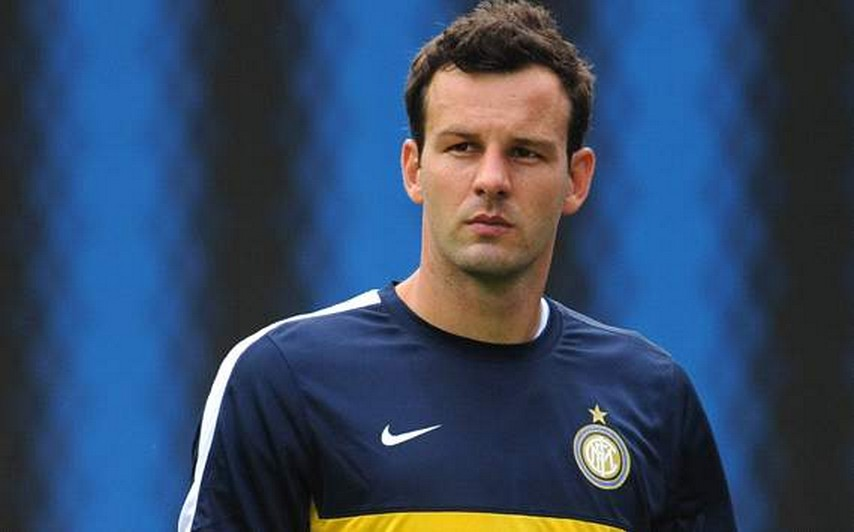 Samir Handanovic Inter Milan from Udinese