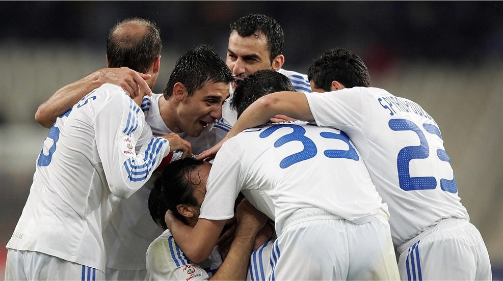 Euro 2008 National Team Greece
