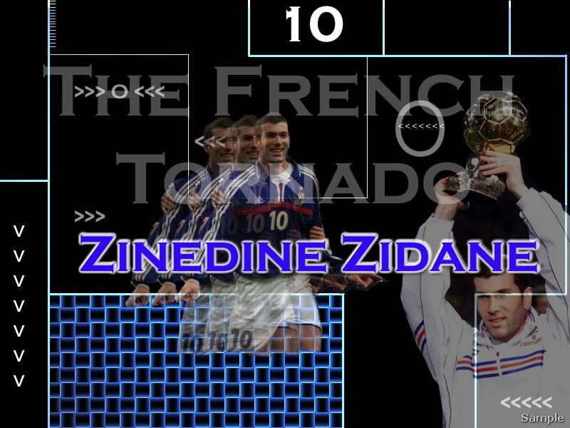 wallpapers zidane. Zidane photo or wallpaper