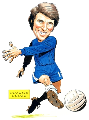 charlie cooke Caricature