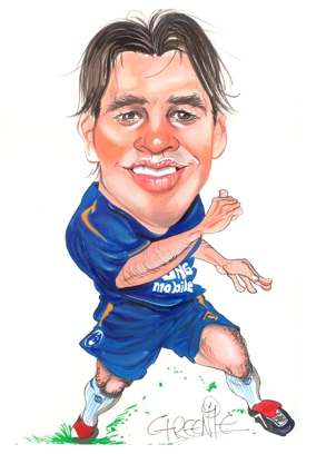 Chelsea Caricatures pictures