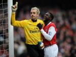 Manuel Almunia Team Friend