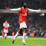Kolo Toure Happy