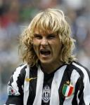 Pavel Nedved face.