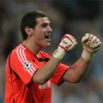Casillas face