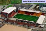 Pittodrie Stadium OLD Pics