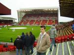 Pittodrie Stadium Real Photos