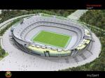 Stadion Shakhtar New Stadiums
