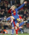 Gudjohnsen ball 1