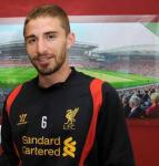 Fabio Borini Liverpool from Roma