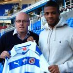 Garath McCleary Reading from Nottingham Forest