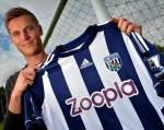 Marcus Rosenber West Bromwich from Werder Bremeng