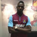Modibo Maiga West Ham from Sochaux