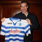 Ryan Nelsen qpr from Tottenham