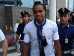 Alvaro Pereira Inter Milan from Porto