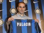 Rodrigo Palacio Inter Milan from Genoa