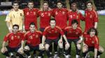 Euro 2008 National Team Spain